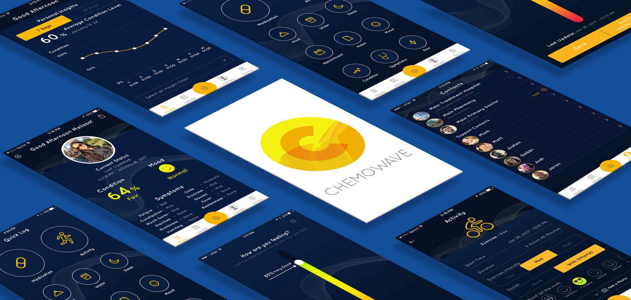 develop healthcare app