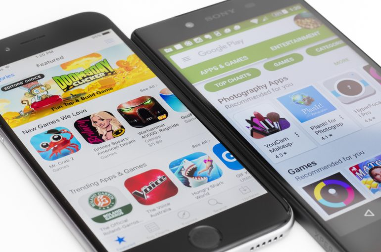 Difference Between App Store vs Google Play Store