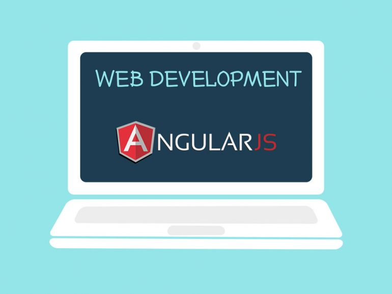 Usage of AngularJS in Web Development