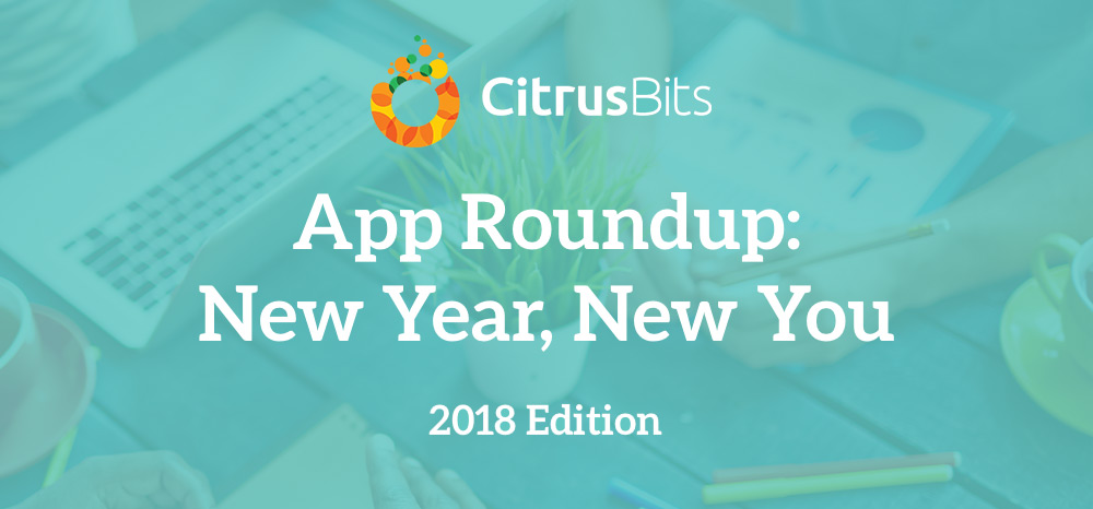App Roundup: New Year, New You