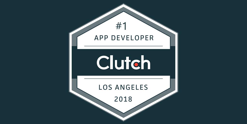 #1 Mobile App Development Company in LA on Clutch