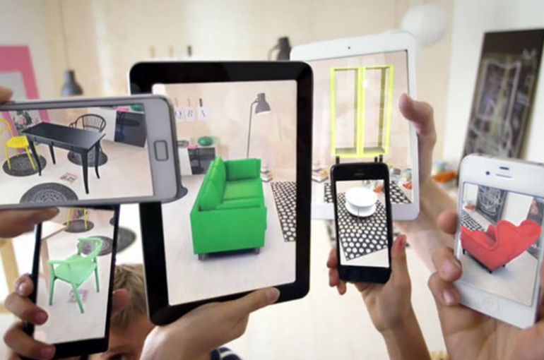 Top 5 Reasons to Choose Augmented Reality for Marketing