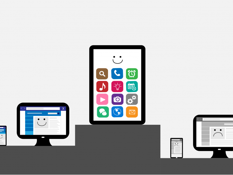 The Rise of Mobile Apps: Why 'Mobile-Friendly' & 'Mobile Responsive' No Longer Cut It