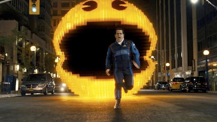 Pixel Movie AR example