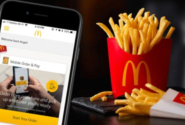 McDonald's and Starbucks on Your Phone: Why Mobile Apps Are Now First on the Menu