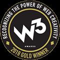 CitrusBits Wins W3 Award
