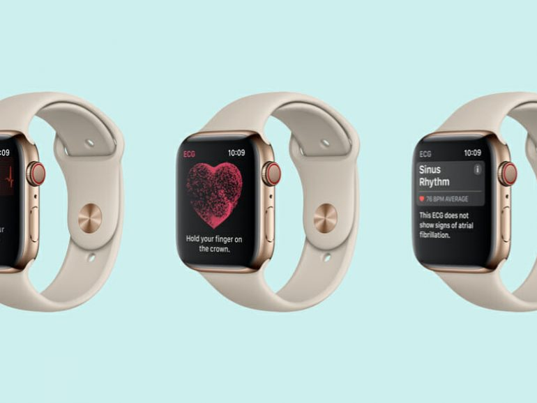What the Apple Watch's New EKG Feature Means for the Future of Consumer Wearables and Medicine