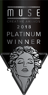 CitrusBits won the Muse Platinum Award