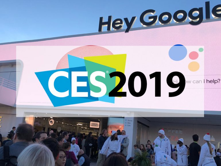 Trendspotting at CES 2019