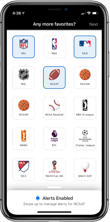 How Espn S Knack For Mobile Apps Is Coming Up Clutch For The Sports Media Leader Citrusbits