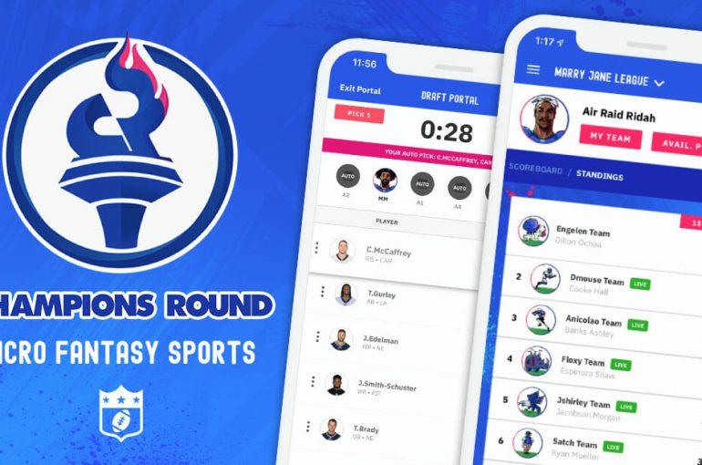 Champions Round: Horizon Interactive Awards Submission