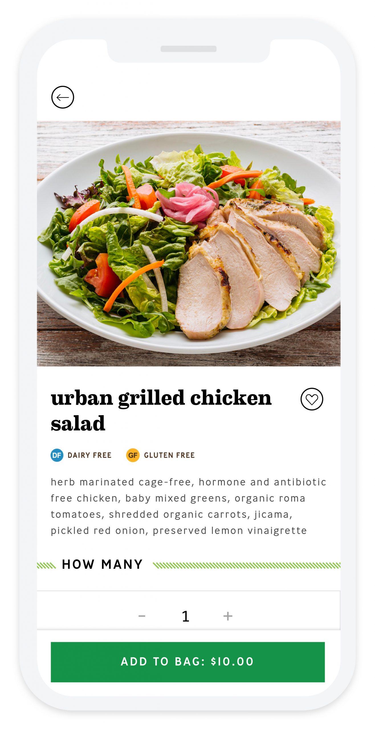 Urban Plates - Screenshot - Detail