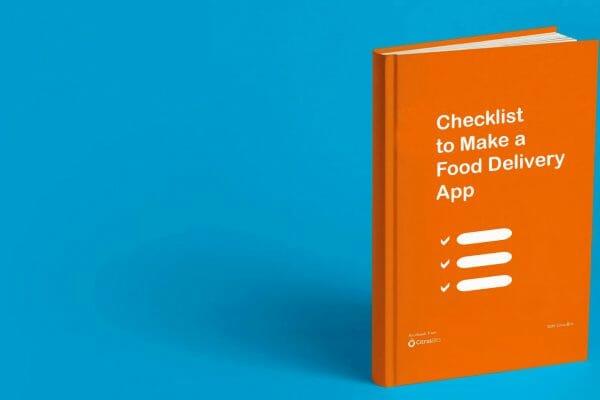 checklist-to-make-a-food-delivery-app-600x400