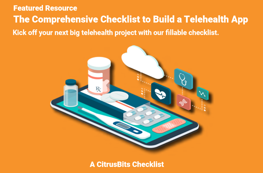 sc telehealth checklist